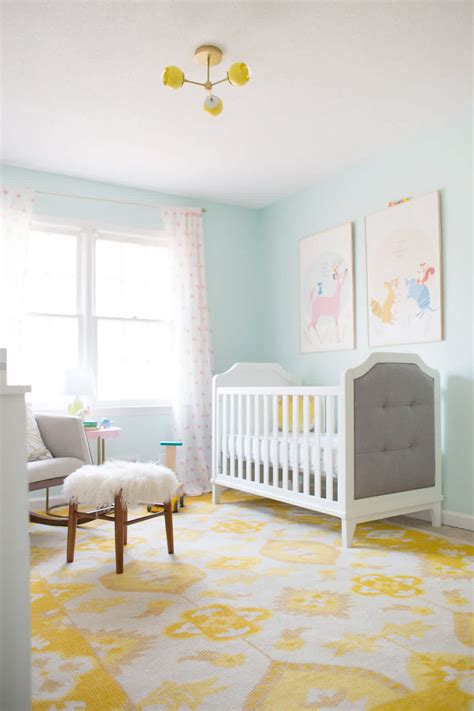my favorite paint colors for kids rooms and baby rooms