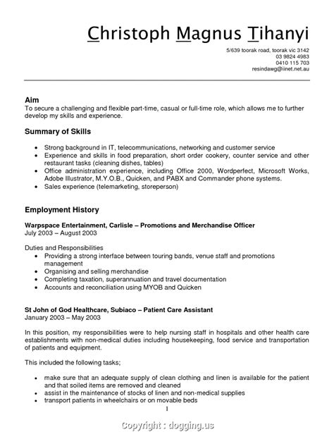 Create Resume Sle by 97 Convenience Store Manager Resume Retail Resume