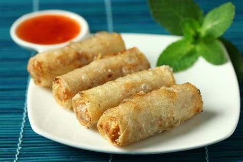 cuisine chinoise nems recette de nems à la vietnamienne facile et rapide