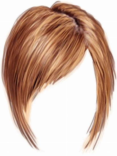 Transparent Short Clipart Woman Hairstyle Hairstyles Wig