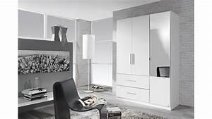 Schrank Für Schlafzimmer : kleiderschrank alvor schrank f r schlafzimmer wei mit spiegel 136 cm ~ Eleganceandgraceweddings.com Haus und Dekorationen
