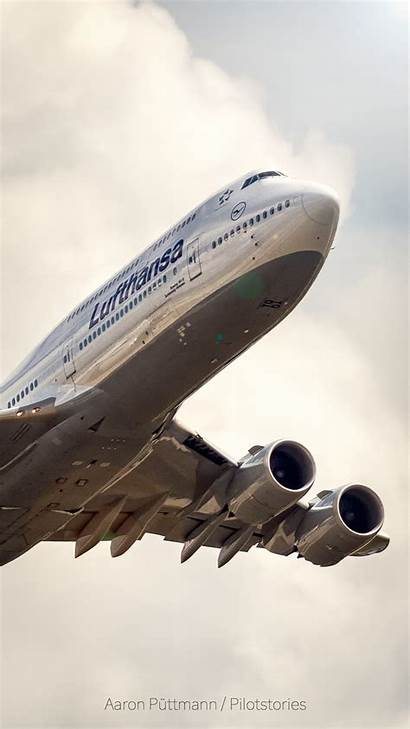 747 Boeing Lufthansa Wallpapers B747 Handy Android