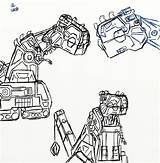 Dinotrux Coloring Pages Structs Printable sketch template