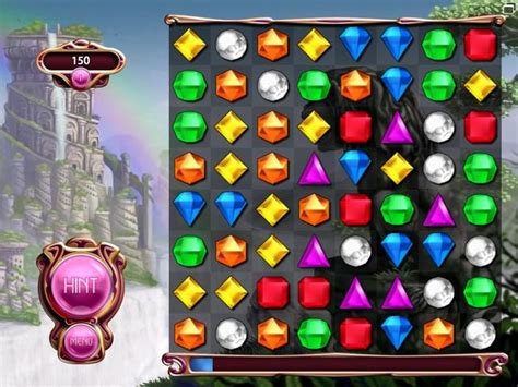Play Bejeweled Game Online Free
