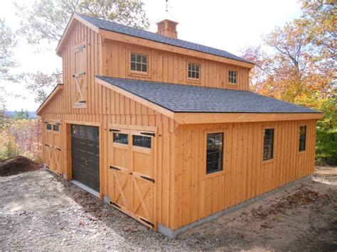 Valley And Delaware Sheds And Barns by Pole Barn Living Quarters Plans Studio Design