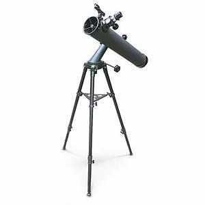 Galileo™ 800x80mm Tracker Reflector Telescope - 610349 ...