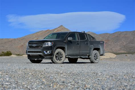2016 Chevrolet Colorado Z71 by 2016 Chevrolet Colorado Z71 Trail Test Drive Review