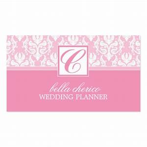 Wedding planner business cards zazzle for Wedding planning business cards