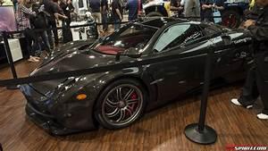 SEMA 2013: Pagani Huayra Carbon Edition - GTspirit