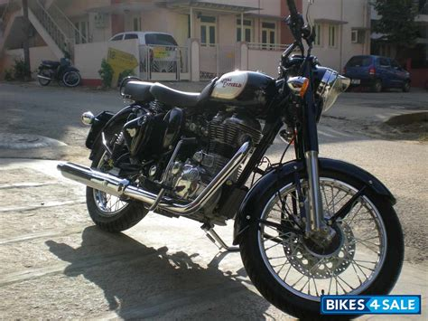 Enfield Classic 500 Picture by Black Royal Enfield Classic 500 Picture 4 Album Id Is