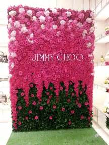 Flower Wall Inspirations For Your Wedding Day
