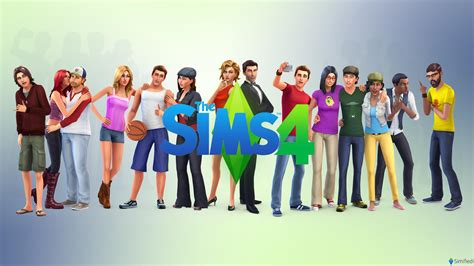 Sims 4 Background The Sims 4 Background For Wallpaper