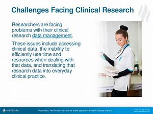 The 3 Challenges of Translational and Clinical Research ...