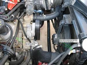 Ls1 Radiator Hose Routing
