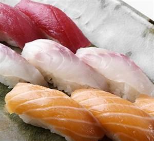 Nigiri Sushi Recipe Japan Centre
