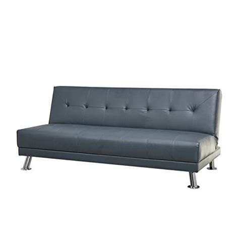 blue leather sleeper sofa blue leather sofas couches
