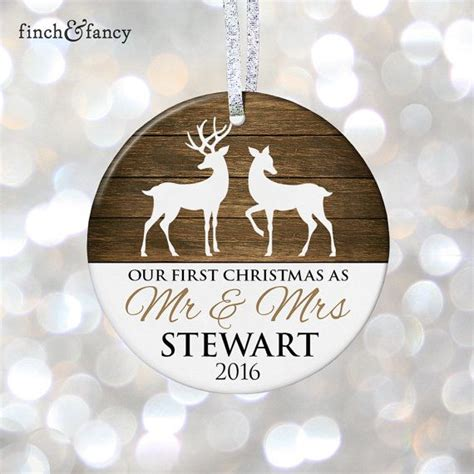 best christmas gifts for an engaged couple 15 best newlywed newly engaged ornaments images on tree