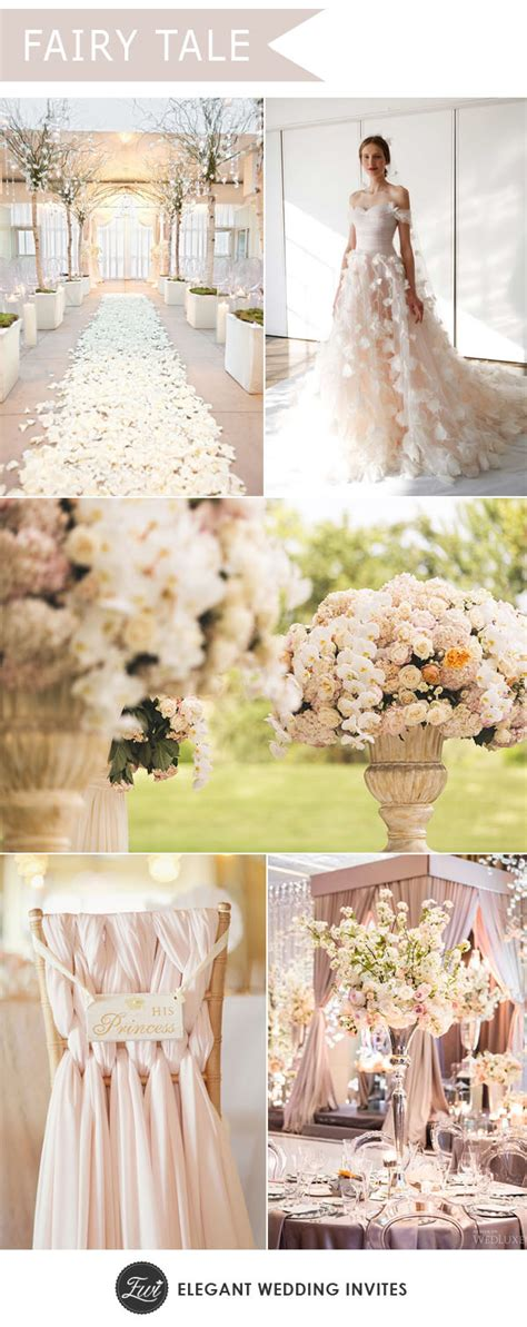 Wedding Themes by Ten Trending Wedding Theme Ideas For 2017