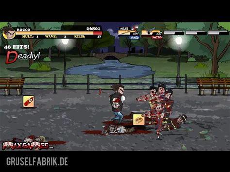flash games zombies beat zombie besten gruselfabrik bester manier besitzer appetit guten imbissbuden werden als