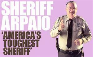 Arizona Sheriff Joe Arpaio Warns Illegal Protestors They ...
