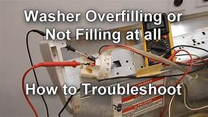 How To Test The Pressure Switch On Your Washer
