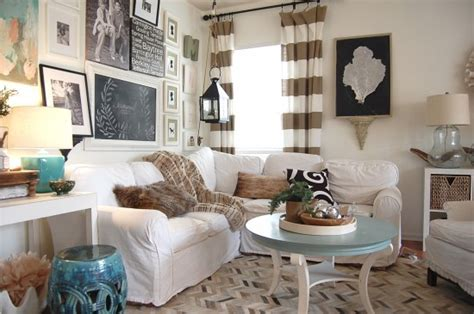 Moving My Sofas, Cowhide Rugs, & Other Family Room Changes