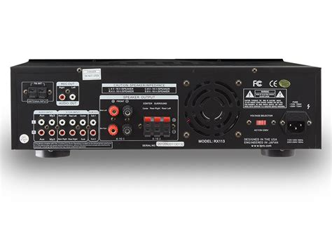 Technical Pro Rx113 Receiver / Amplifier With Equalizer