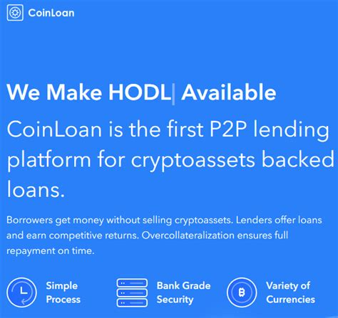 Where to get crypto with minimal credit fees? Bitcoin Loans - LoanTruth