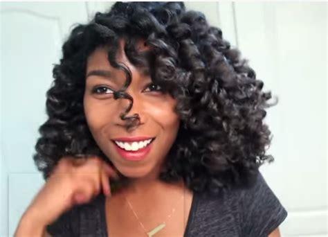 Gorgeous, Quick & Easy Flexi Rod Set Method With Highlights
