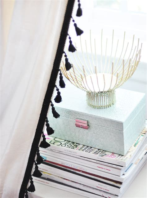 take your curtains from drab to fab my ikea dressers