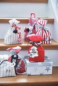 Adventskalender Tüten Depot : adventskalender mit papiert ten sch ne ideen wohnkonfetti ~ Watch28wear.com Haus und Dekorationen
