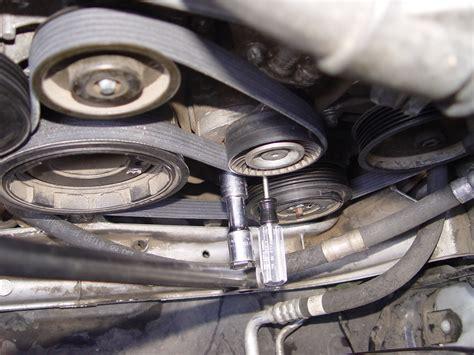 mercedes   threaded serpentine belt mercedes benz