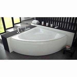 Baignoire Avec Tablier : baignoire mia baignoire salle de bain design ~ Premium-room.com Idées de Décoration