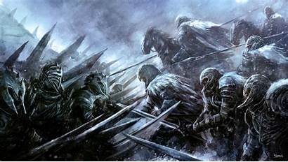 Fantasy War Knights Warriors Battles Armor Helmet