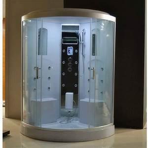 Cabine De Douche Hydromassante : cabine de douche hydromassante frahon ~ Dailycaller-alerts.com Idées de Décoration