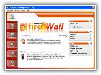 Firewall Ashampoo Programs Updated