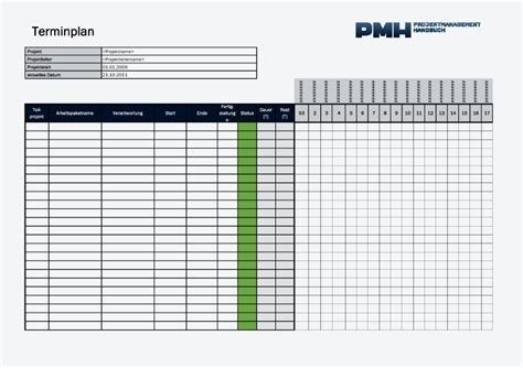 templates projektmanagement handbuch