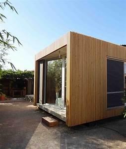 Ossature Bois Maison : extension maison agrandissement ossature bois ~ Melissatoandfro.com Idées de Décoration