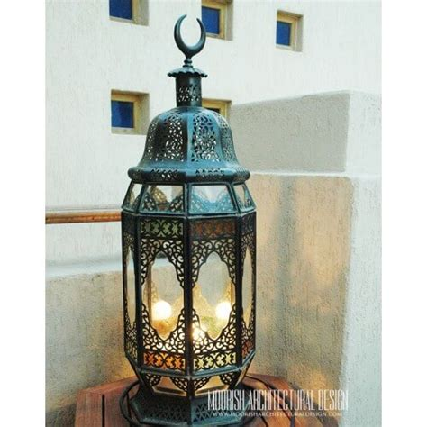 Moroccan Riad Lighting  Outdoor Lighting  Hotel Outdoor