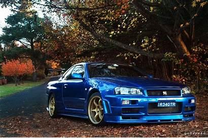 R34 Gtr Skyline Nissan Gt Wallpapers Furious