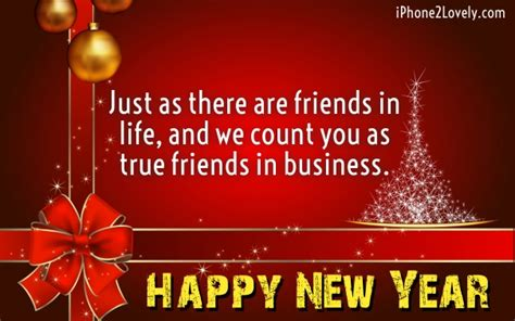 New year greetings quotes business m4hsunfo