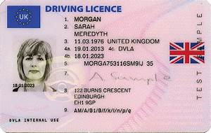 new uk driving licence information and provisional With apply for driving license card