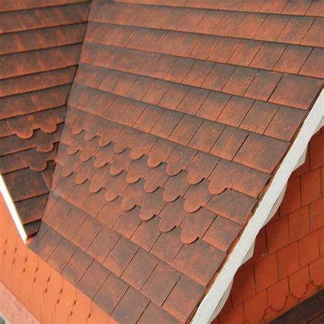 Dolls House Roof Tiles / Slate Strips x12, Roof Tiles