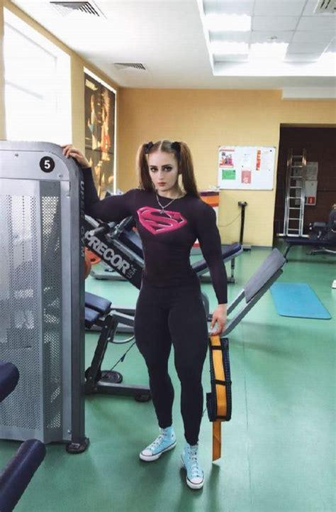 supergirl russian personalities