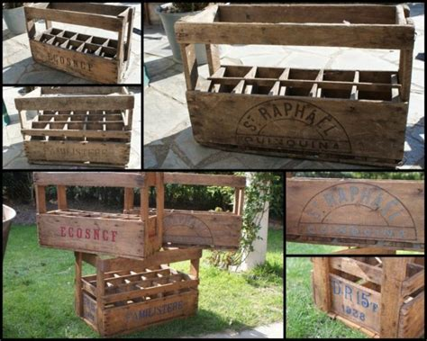 porte bouteille bois porte bouteilles original 30 id 233 es de rangement 224 la maison
