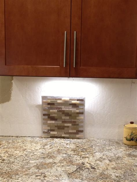 Can't Decide On A Backsplash With A Busy Granite