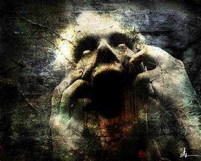 Horror Dark Gothic Scream Scary Wallpapers Backgrounds