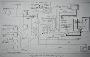 Oliver 550 Wiring Diagram - Gasser