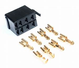 10pcs  Lot  Wiring Connector Plug For Arb Carling Narva