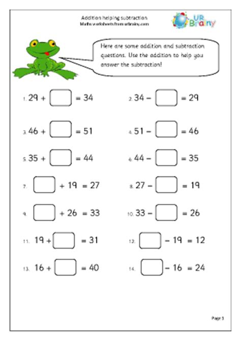 missing number worksheet new 704 missing number addition ks2